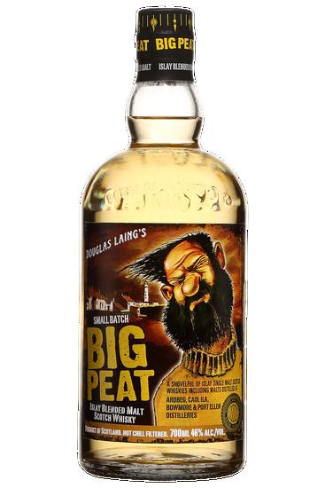 Big Peat blended malt Islay