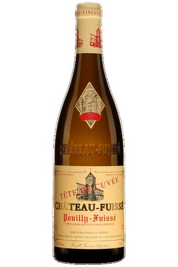 Château Fuissé Pouilly-Fuissé Tête de Cuvée