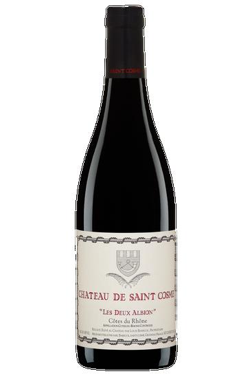 Château Saint Cosme Les Deux Albion Côtes du Rhône