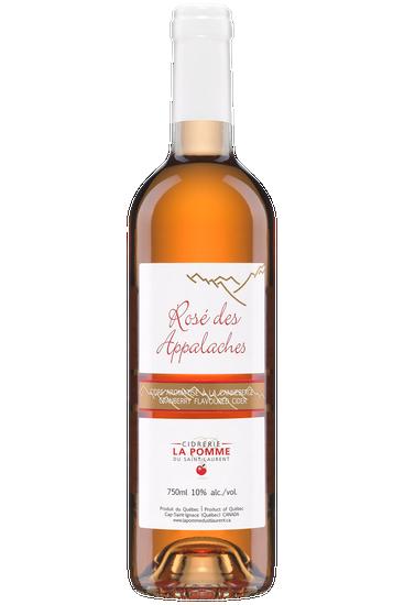 Cidrerie La Pomme du St-Laurent Rosé des Appalaches