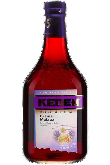 Kedem Premium Cream Malaga