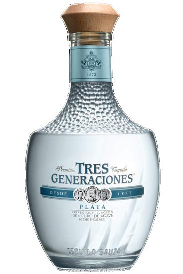 Sauza Tres Generaciones Plata