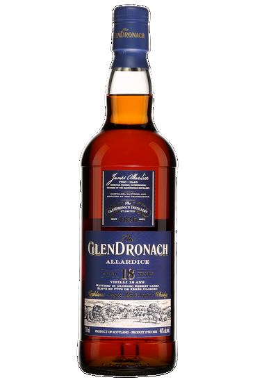 Glendronach 18 ans Allardice Highland Scotch Single Malt