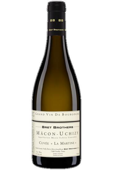 Bret Brothers Mâcon Uchizy Cuvée La Martine