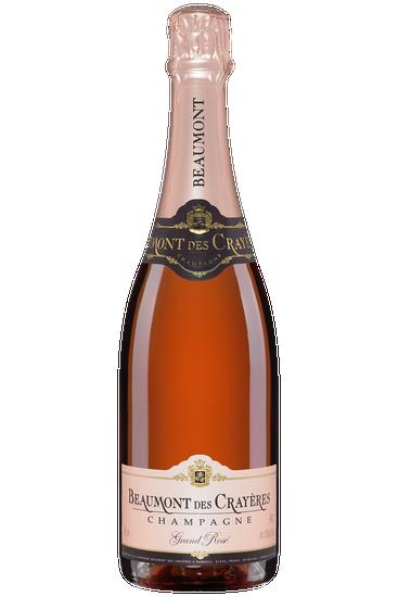 Beaumont des Crayères Grand Rosé
