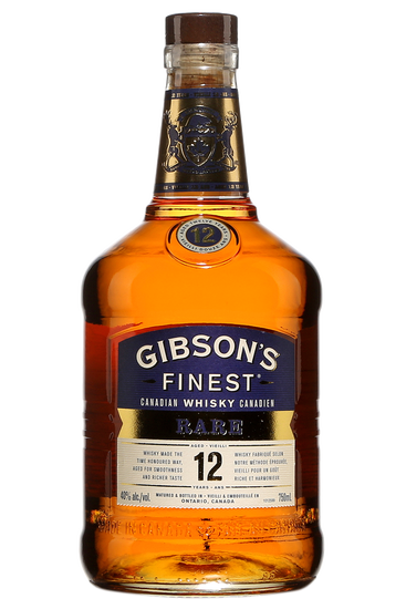 Gibson's Finest 12 Ans