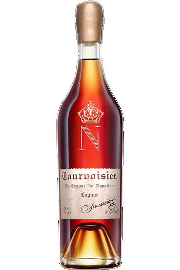 Courvoisier Succession J.S. Le Cognac de Napoléon