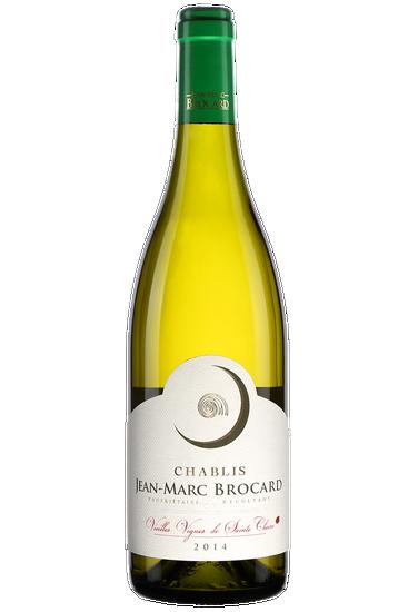 Jean-Marc Brocard Chablis Les Vieilles Vignes de Sainte Claire