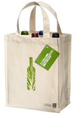 Bag for four bottles Image