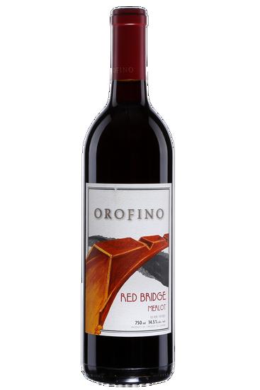 Orofino Red Bridge Merlot