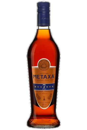 Metaxa 7 Étoiles Gold Label