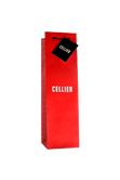 Cellier gift bag for one bottle - red Image