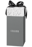 Cellier gift box for two bottles - grey Image
