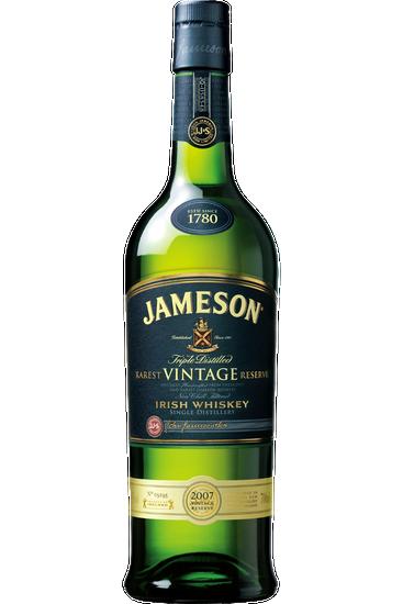 Jameson Rarest Vintage Reserve