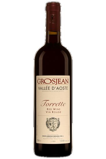 Grosjean Torrette