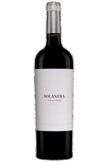 Bodegas Castano Solanera Vinas Viejas
