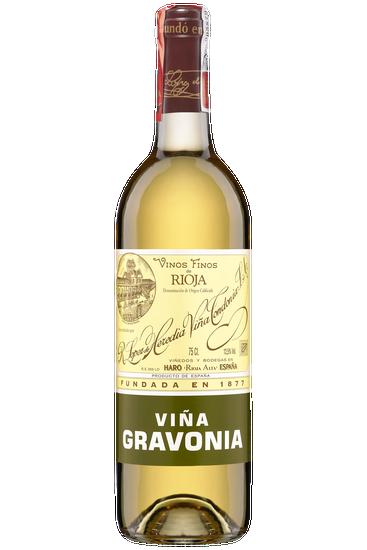 Vina Gravonia Rioja Crianza