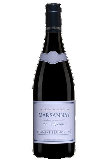 Domaine Bruno Clair Marsannay Les Longeroies