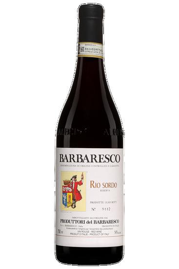 Rio Sordo Riserva Barbaresco