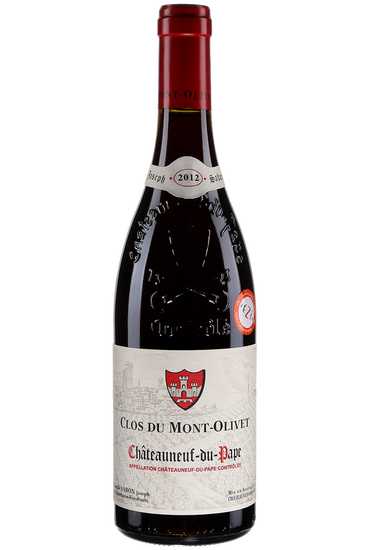 Clos du Mont-Olivet Châteauneuf-du-Pape