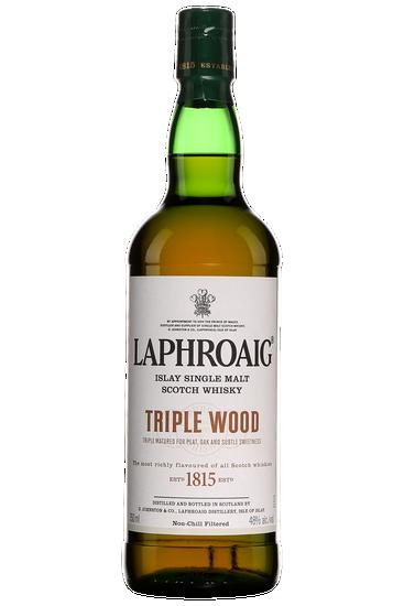 Laphroaig Triple Wood Islay Single Malt