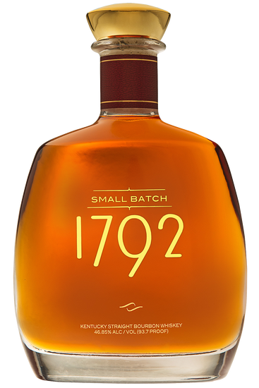 1792 Small Batch Kentucky Straigth Bourbon Whiskey