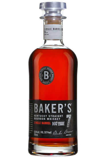 Baker's 7 Years Old Kentucky Bourbon