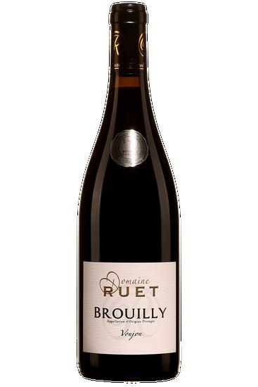 Domaine Ruet Voujon Brouilly