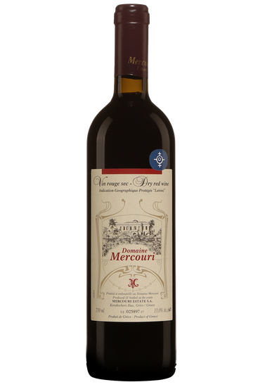 Mercouri estate Refosco/ Mavrodaphné