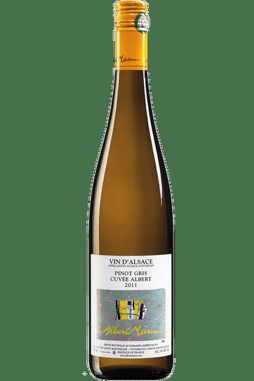 Domaine Albert Mann Pinot Gris Cuvée Albert