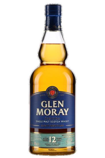 Glen Moray 12 Ans Speyside Single Malt Scotch Whisky