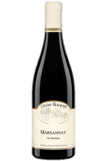 Domaine Guyot Marsannay Les Favières