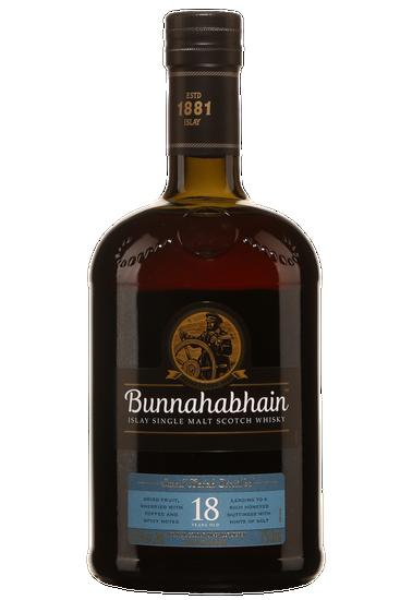 Bunnahabhain 18 ans Islay Scotch Single Malt