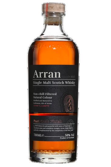 The Arran Malt Port Cask Finish Single Malt