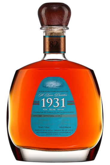 St Lucia Chairman's Reserve 1931