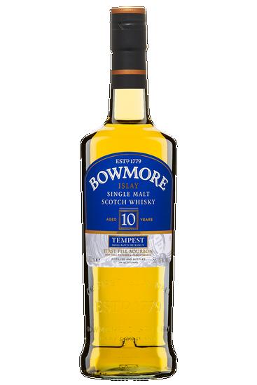 Bowmore 10 ans Tempest VI Islay Scotch Single Malt