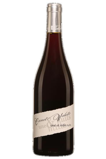 Canet Valette Saint-Chinian Une et Mille Nuits