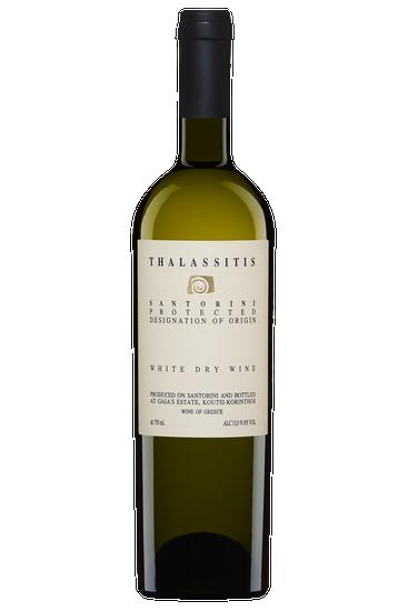 Gaia Wines Thalassitis Santorini