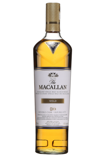 The Macallan Gold Double Cask Highland Single Malt Scotch Whisky