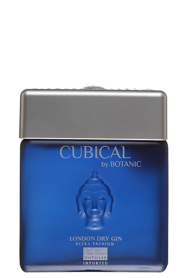 Botanic W&H Premium Blue London Dry Gin