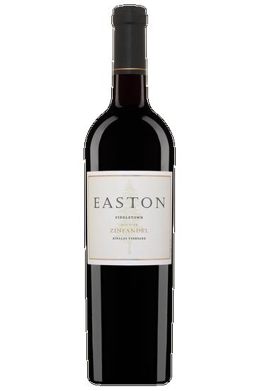 Easton Zinfandel vieilles vignes Eschen-Rinaldi Vineyard
