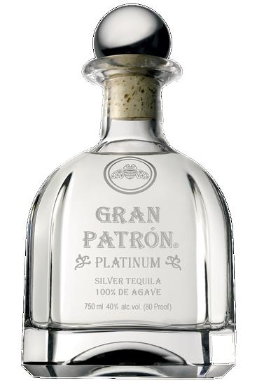 Gran Patrón Platinum silver