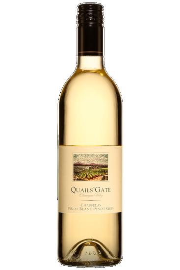 Quails' Gate Chasselas / Pinot Blanc / Pinot Gris