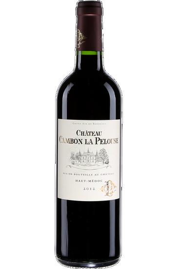Château Cambon La Pelouse Haut-Médoc Cru bourgeois