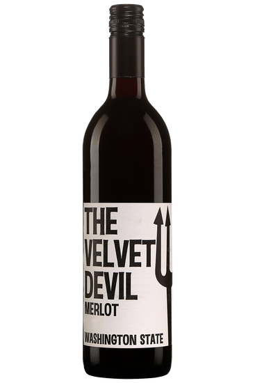 Charles Smith Wines The Velvet Devil