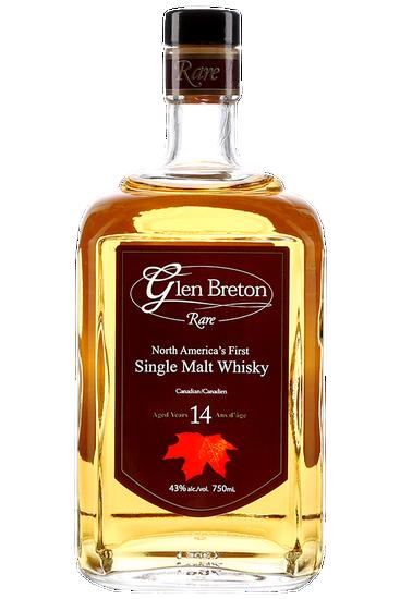 Glen Breton 14 ans Whisky Single Malt