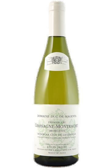 Domaine du Duc de Magenta Chassagne-Montrachet Premier Cru Morgeot Monopole Clos de la Chapelle