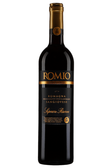 Romio Sangiovese di Romagna Superiore Riserva