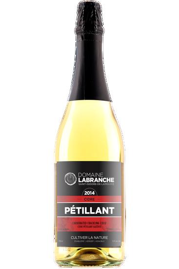 Domaine Labranche Cidre pétillant