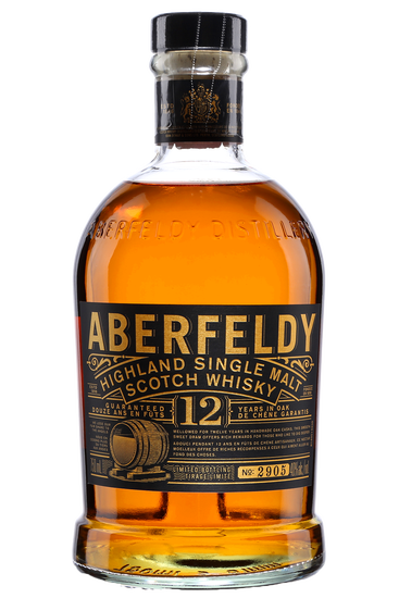 Aberfeldy 12 Single Malt Scotch Whisky